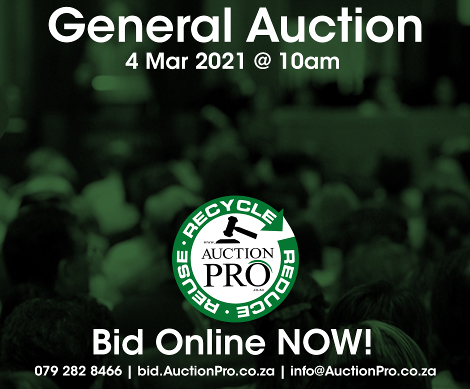 Gen auction 4 march