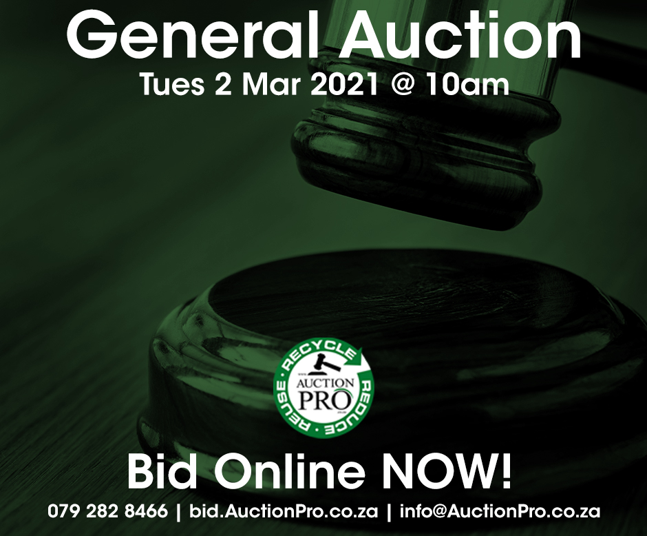 Gen Auction Tuesday